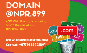 Domain Registration Nepal - AGM Web Hosting