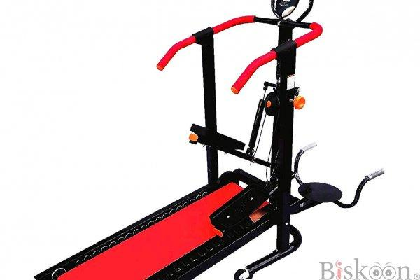 5 In 1 Roller Manual Treadmill (heavy)