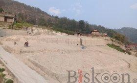 Land on sale at Budhanilkanth , Taulung