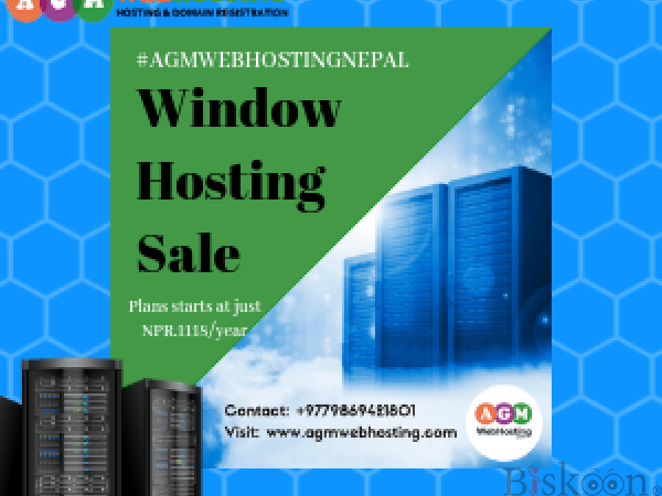 Cheap and reliable Single Domain Window Hosting Services from AGM Web Hosting